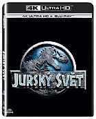 Jurassic World 4K Ultra HD (2 Blu-ray)