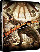 Jurassic Park 25th Anniversary Steelbook™ Collection Limited Collector's Edition + Gift Steelbook's™ foil (4 Blu-ray)