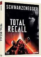 Total Recall DigiBook Limited Collector's Edition (Blu-ray)