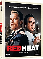 Red Heat DigiBook Limited Collector's Edition (Blu-ray)