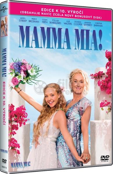 Mamma Mia The Movie 2 Dvd