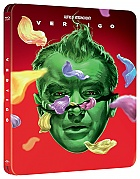 VERTIGO Steelbook™ Limited Collector's Edition + Gift Steelbook's™ foil (Blu-ray)