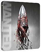 WANTED Steelbook™ Limited Collector's Edition + Gift Steelbook's™ foil (Blu-ray)