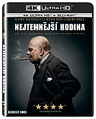 DARKEST HOUR 4K Ultra HD (2 Blu-ray)
