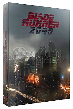 FAC #101 BLADE RUNNER 2049 Double Lenticular 3D FullSlip EDITION #2 3D + 2D Steelbook™ Limited Collector's Edition - numbered