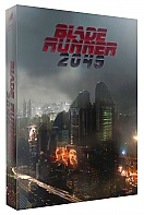 FAC #101 BLADE RUNNER 2049 Double Lenticular 3D FullSlip EDITION #2 3D + 2D Steelbook™ Limited Collector's Edition - numbered (Blu-ray 3D + 2 Blu-ray)