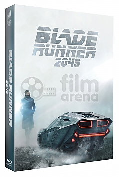 FAC #101 BLADE RUNNER 2049 FullSlip XL + Lenticular Magnet EDITION #1 3D + 2D Steelbook™ Limited Collector's Edition - numbered