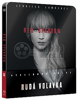 RED SPARROW 4K Ultra HD Steelbook™ Limited Collector's Edition + Gift Steelbook's™ foil