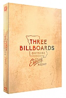 FAC #100 THREE BILLBOARDS OUTSIDE EBBING, MISSOURI FullSlip XL + Lenticular Magnet Steelbook™ Limited Collector's Edition - numbered (Blu-ray)