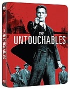 The Untouchables Steelbook™ Limited Collector's Edition + Gift Steelbook's™ foil (Blu-ray)