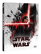 STAR WARS: Episode VIII - The Last Jedi - LIMITED EDITION SLEEVE THE FIRST ORDER (2 Blu-ray)