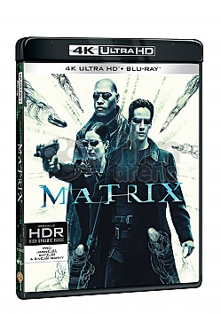 THE MATRIX 4K Ultra HD