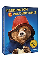 PADDINGTON 1 + 2 Collection (2 Blu-ray)