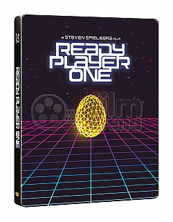 READY PLAYER ONE 3D + 2D Steelbook™ Limited Collector's Edition + Gift Steelbook's™ foil