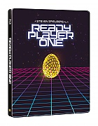 READY PLAYER ONE 3D + 2D Steelbook™ Limited Collector's Edition + Gift Steelbook's™ foil (Blu-ray 3D + Blu-ray)