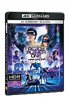 READY PLAYER ONE 4K Ultra HD (2 Blu-ray)