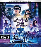 READY PLAYER ONE 4K Ultra HD