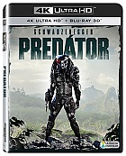 Predator 4K Ultra HD 3D + 2D (2 Blu-ray)