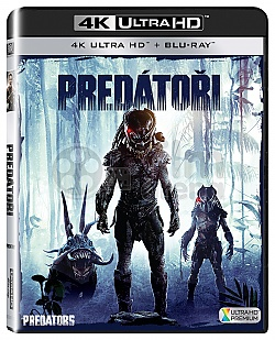 Predators 4K Ultra HD