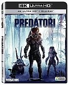 Predators 4K Ultra HD (2 Blu-ray)