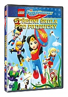 LEGO® DC Super Hero Girls: Super-Villain High (DVD)