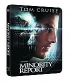 MINORITY REPORT Steelbook™ Limited Collector's Edition + Gift Steelbook's™ foil (Blu-ray)