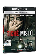 A QUIET PLACE 4K Ultra HD (2 Blu-ray)
