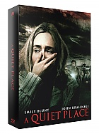 FAC #108 A QUIET PLACE XL Full Slip + 3D Lenticular Magnet Steelbook™ Limited Collector's Edition - numbered + Gift Steelbook's™ foil (Blu-ray)