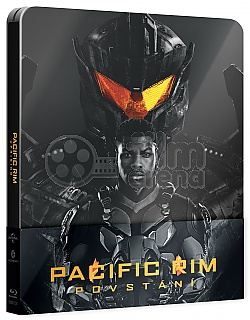 PACIFIC RIM: UPRISING Steelbook™ Limited Collector's Edition + Gift Steelbook's™ foil