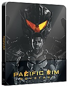 PACIFIC RIM: UPRISING Steelbook™ Limited Collector's Edition + Gift Steelbook's™ foil (Blu-ray)