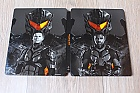 PACIFIC RIM: UPRISING 4K Ultra HD Steelbook™ Limited Collector's Edition + Gift Steelbook's™ foil
