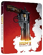 HELLBOY II: The Golden Army Steelbook™ Limited Collector's Edition + Gift Steelbook's™ foil (Blu-ray)