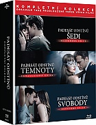 FIFTY SHADES Complete Collection (3 Blu-ray)