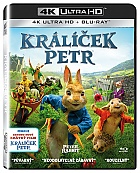 PETER RABBIT 4K Ultra HD (2 Blu-ray)