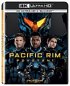 PACIFIC RIM: UPRISING 4K Ultra HD (2 Blu-ray)