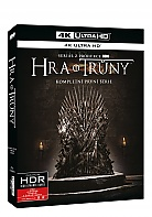 Game of Thrones: The Complete First Season 4K Ultra HD (4 Blu-ray)