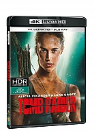 TOMB RAIDER 4K Ultra HD (2 Blu-ray)