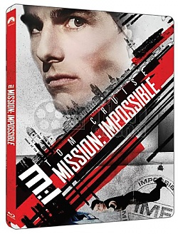 Mission: Impossible 4K Ultra HD Steelbook™ Limited Collector's Edition + Gift Steelbook's™ foil