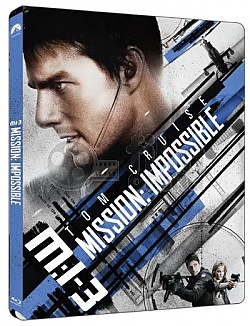 Mission: Impossible III 4K Ultra HD Steelbook™ Limited Collector's Edition + Gift Steelbook's™ foil