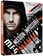 Mission Impossible IV: Ghost Protocol Steelbook™ Limited Collector's Edition + Gift Steelbook's™ foil (4K Ultra HD + Blu-ray)