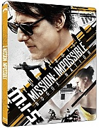 Mission Impossible V: Rogue Nation 4K Ultra HD Steelbook™ Limited Collector's Edition + Gift Steelbook's™ foil (2 Blu-ray)