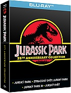 Jurassic Park Soundbox (4 Blu-ray)