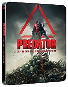 PREDATOR 1 - 3 Steelbook™ Collection Limited Collector's Edition + Gift Steelbook's™ foil (3 Blu-ray)