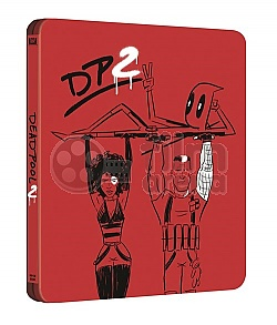 DEADPOOL 2 WWA Generic SUPER DUPER CUT Steelbook™ Extended cut Limited Collector's Edition + Gift Steelbook's™ foil