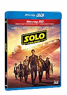SOLO: A STAR WARS STORY 3D + 2D (Blu-ray 3D + 2 Blu-ray)