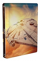 SOLO: A Star Wars Story 3D + 2D Steelbook™ Limited Collector's Edition + Gift Steelbook's™ foil (Blu-ray 3D + 2 Blu-ray)