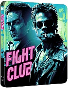 FIGHT CLUB Steelbook™ Limited Collector's Edition + Gift Steelbook's™ foil (Blu-ray)