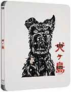 ISLE OF DOGS Steelbook™ Limited Collector's Edition + Gift Steelbook's™ foil (Blu-ray)