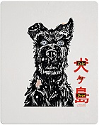 ISLE OF DOGS Steelbook™ Limited Collector's Edition + Gift Steelbook's™ foil