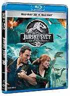 JURRASIC WORLD: FALLEN KINGDOM 3D + 2D (Blu-ray 3D + Blu-ray)